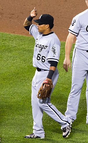 Ray Olmedo - Olmedo with the Chicago White Sox