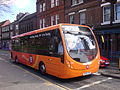 Reading Buses 165 on Route 19, St Mary's Butts (Reading) (13338922205).jpg