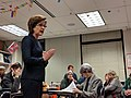 Rebecca Otto at the Minnesota DFL February 2018 precinct caucuses 01.jpg