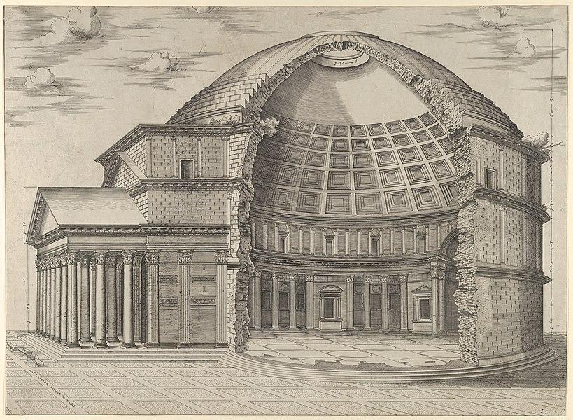pantheon rome - image 6