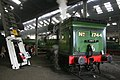 Recreating the steam age inside Barrow Hill roundhouse. April 12, 2012. - panoramio.jpg