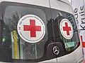 Red Cross at the Bloemetjesmarkt, Groningen (2018) 02.jpg