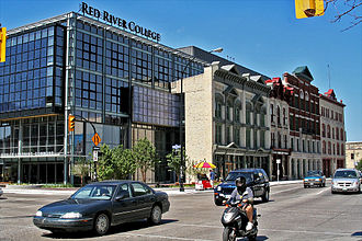 Red River College - Red River College's Roblin Centre