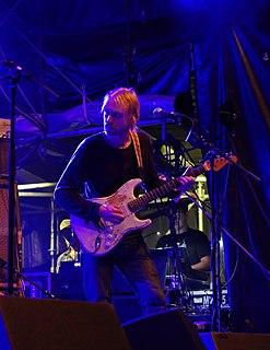 Reine Fiske Prog-rock guitarist