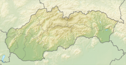Dudince is located in Slovakia