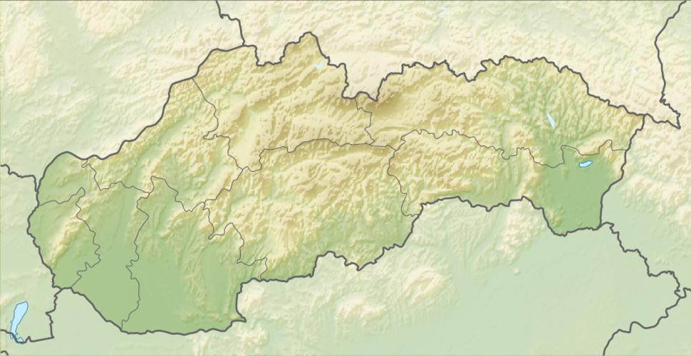 Slovensko: Národný park