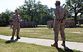 Relief and Appointment ceremony brings new face to Combat Logistics Battalion 6 120417-M-LU513-205.jpg