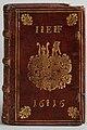 Reliure en maroquin rouge ancien, aux armes des Fugger (Rés. 10 261).jpg