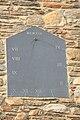 Rellotge de sol, casa al nucli de l'Aldosa de Canillo, Canillo. Andorra.jpg