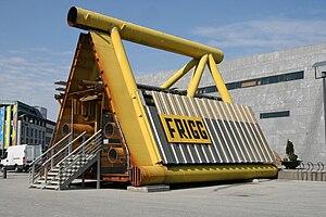 Frigg gas field - Image: Remember Frigg