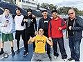 Remi training boxers.jpg