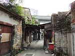 Remnant of Nam Mun Hau (South Entrance Gate), Yuen Long Kau Hui 201412.JPG