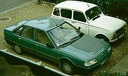 1986 Renault 21 berline