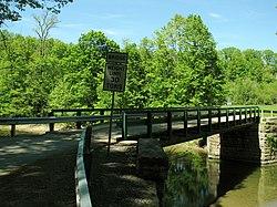 Puente en Gudgeonville Road