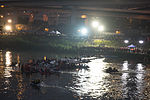 Rescue Team Searching Crashed B-22816 in Keelung River 20150204m.jpg