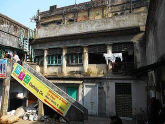 Michael Madhusudan Dutt - Dutt 's residence in Khidirpur, Kolkata, India