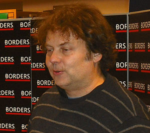 Rich Fulcher - Fulcher at a book signing in 2009