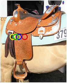 Tremendous Western Saddle Revolvy Wiring Cloud Hisonuggs Outletorg