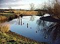 River Annan reflections - geograph.org.uk - 115270.jpg
