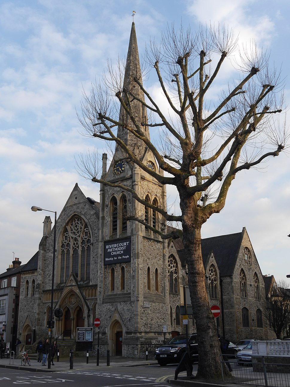 Rivercourt Methodist Church 02