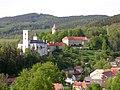 Rožmberk nad Vltavou, od jihozápadu (02).jpg
