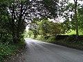 Road passing Hopton Wood near quarries - geograph.org.uk - 1456304.jpg