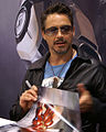 Robert Downey Jr at Comic Con 2007.jpg