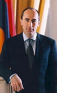 Robert Kocharyan Former leader of Artsakh and Armenia (born 1954)