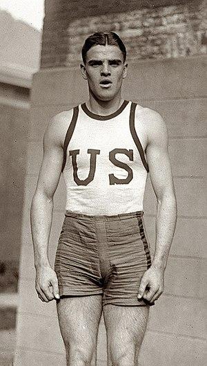 Robert LeGendre - Robert LeGendre in 1919
