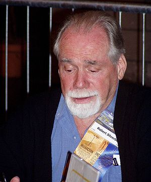 Robert Silverberg at Worldcon 2005 in Glasgow,...