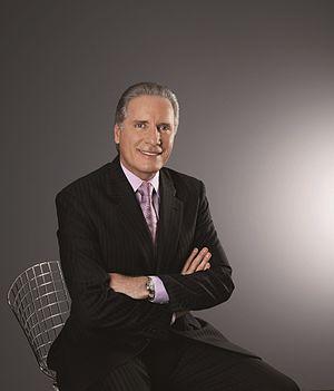 Roberto Justus - Image: Roberto Justus CEO do Grupo Newcomm 1