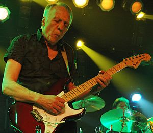 Robin Trower performing at the Culture Room in...