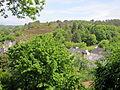 Rochefort-en-Terre - vue des escaliers.JPG