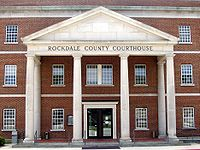 Rockdale-county-courthouse