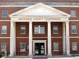 Rockdale County, Georgia County in Georgia, United States