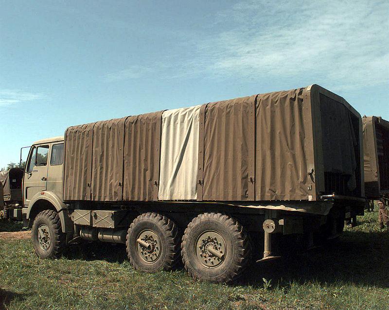 M-87 Orkan ( ابابيل ) 800px-Rocket_launcher_M-77_Oganj