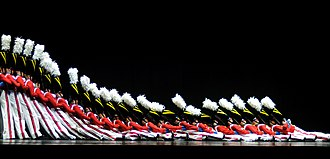 "Christmas Spectacular Starring the Radio City Rockettes - ""The Parade of the Wooden Soldiers"""