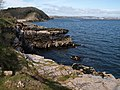Rocks below Marine Walk, Brixham - geograph.org.uk - 1224574.jpg
