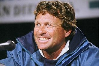 Rod Davis (sailor) - Davis in San Diego, 2011