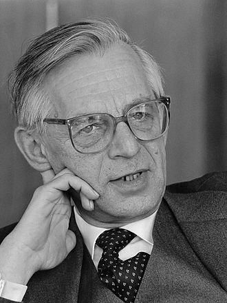 Roelof Nelissen - Roelof Nelissen in 1985