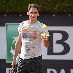 image illustrative de l'article Roger Federer
