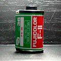 Rollo de pelicula fotografica de 35 mm (Fuji film) 2006 010.JPG
