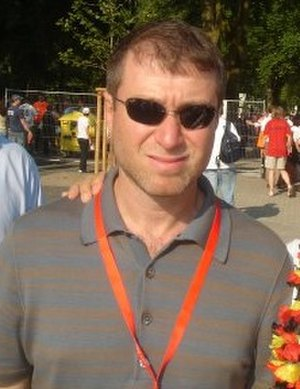 Roman Abramovich - Abramovich at the 2006 FIFA World Cup in Germany
