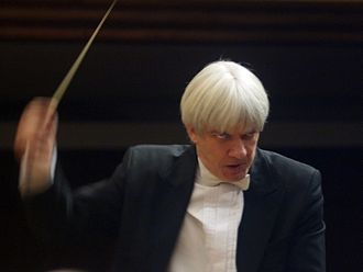 Gheorghe Costin - Image: Romanian Conductor Gheorghe Costin