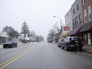 Rossville, Indiana Town in Indiana, United States