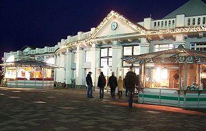 Rostock Hauptbahnhof - Image: Rostock hbf nord