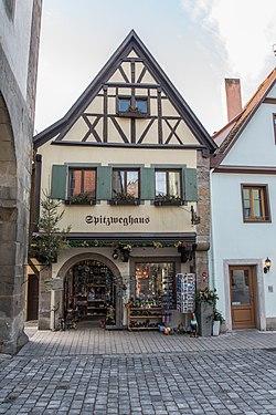 Rothenburg ob der Tauber, Plönlein 10-20160108-001.jpg