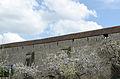 Rothenburg ob der Tauber, Stadtmauer, Klingenschütt, Feldseite, 003.jpg