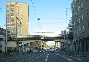 Bergweg - Bergweg, Rotterdam