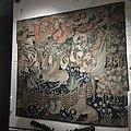 Rouen Musée des Antiquités tapisserie des cerfs ailés.jpg